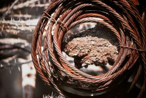 cable rust by tea