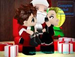 Wesker's Christmas Wish by Captain-AlbertWesker