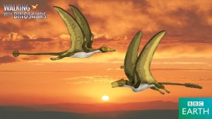 Walking with Dinosaurs: Scaphognathus by TrefRex