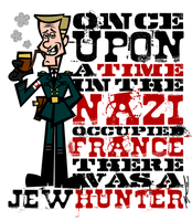 The Jew Hunter by Cool-Hand-Mike
