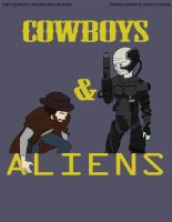Cowboys and Aliens... sorta by lishuss