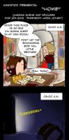 Home (spoilers and missing scene for 8x13) by KamiDiox