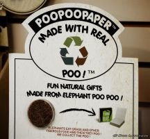 Poo Paper by imonline