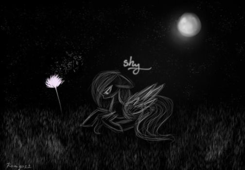 shy (a dream) by Remiqs22