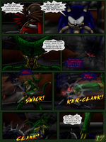 Sonic the Hedgehog Z #11 Pg. 17 June 2015 by CCI545