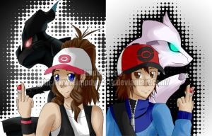 PKMN Black and White by ImpDynasty