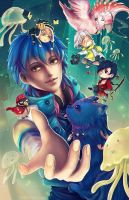 DMMD Jellys by FalseDelusion