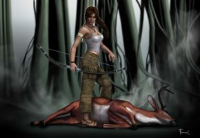 Tomb Raider Reborn Contest by Crian74