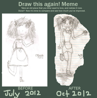 Draw this Again Meme by lizzy905