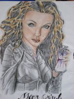 Fragrance brings out beauty by ArtWarrior25