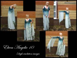 Elven Angelic 10 stock pack by Mithgariel-stock
