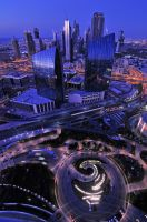 Downtown Dubai II by VerticalDubai