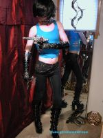 Ready For Action by dude-girl