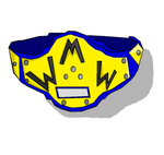 The MWW Championship Belt by Java-Mocha