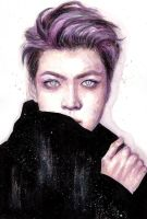 Sehun 001 by juliatu