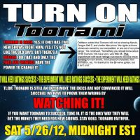 BRING BACK TOONAMI by Xshadowassassinx
