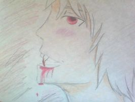 Vampire Prussia by Tailowb