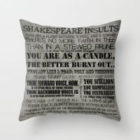 Shakespeare Insults by EntryPlug