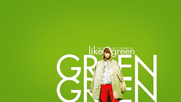 green by ROY6199