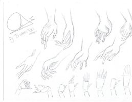 Hands Tutorial by TsundereYuki