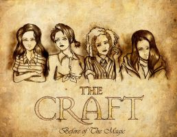 THE CRAFT by centauros-graphic