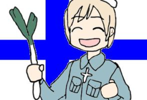 Finland Leekspin by dawnflower8