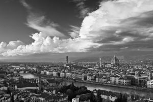Florence - BlackAndWhite by mave8080