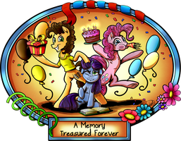 Spellbinder's Birthday by TechTalkPony
