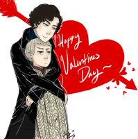 Happy Valentines Day by DaintyMendax