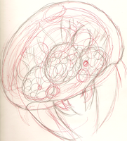 Metroid sketch by SoniaBane