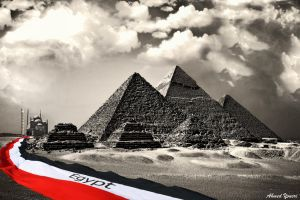 Egypt...a mix of civilizations by ahmedyousri