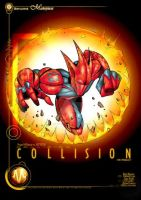 Collision by Rhesus-Factor