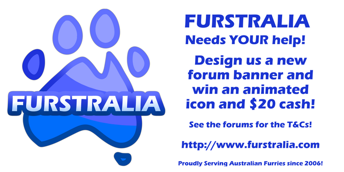 Want to Win an $20AUD Cash and an Animated Icon? by FurrhanBlackwood