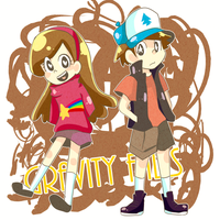 Gravity Falls by NewJM