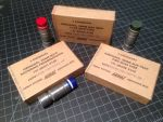 ARMAT grenade boxes front by Matsucorp