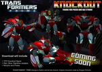 TFP Knockout for Poser - COMING SOON by RazzieMbessai