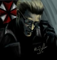 Albert Wesker- version 2 by Blue-Vixen