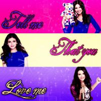 Tell me that you love me Edicion by EBELULAEDITIONS