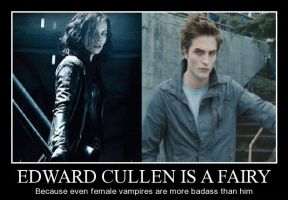 Edward Cullen demotivational by Fallenangel1314