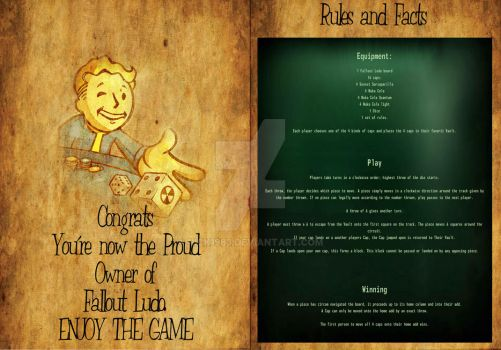 Inside the rule book by Nick1983