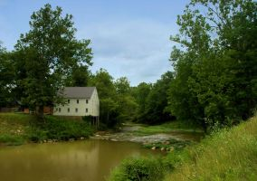 Jackson's Mill II by TimLaSure