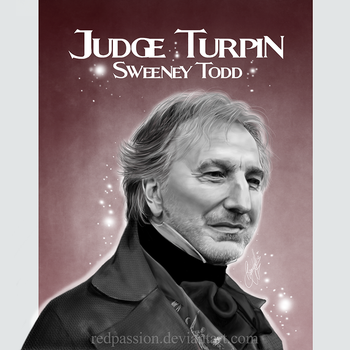 Judge Turpin by RedPassion