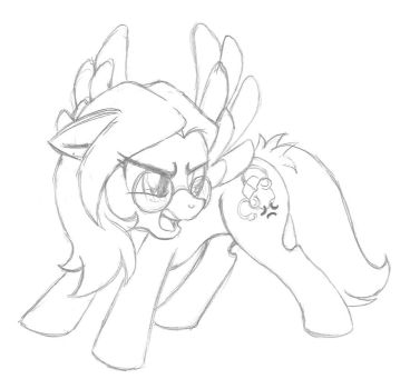 MLPFIM MadMouse Pony by MadMouseMedia