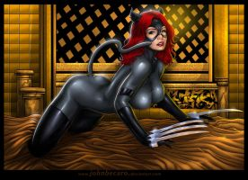 Feral Kat 2 by Becaro by katfood25