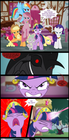 My little pony - the six winged serpent - p25 by Culu-Bluebeaver