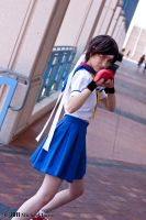 Sakura Kasugano 4 by Insane-Pencil