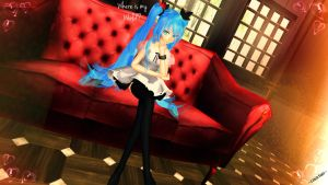 Where is my World? [MMD] by LitteleYuki