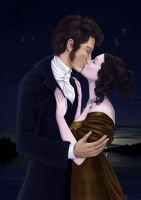 Commission: Henry and Catherine by Matiazi