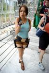 Lara Croft classic cosplay *kisses* by rinkutakitoteka