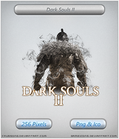 Dark Souls II - Icon by Crussong